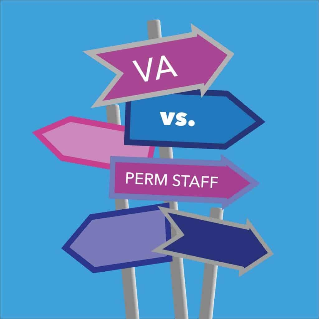 VA vs. Perm Staff